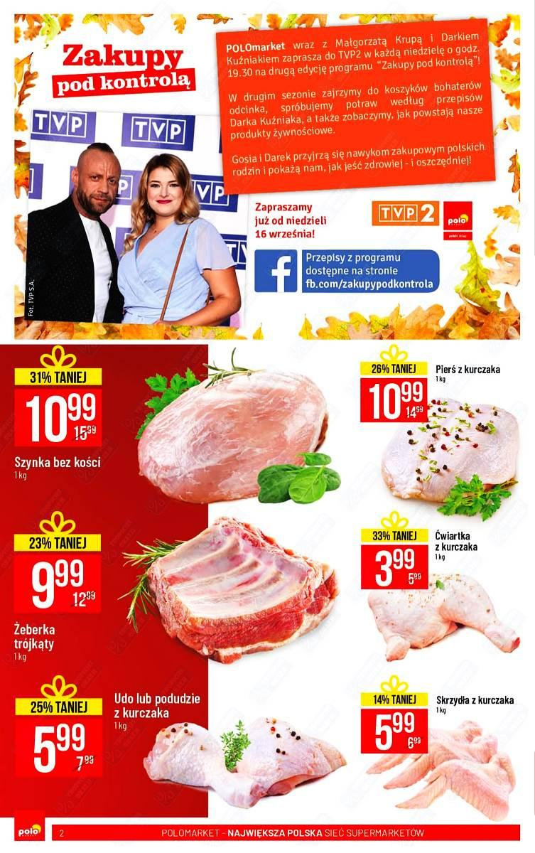 Gazetka promocyjna POLOmarket do 18/09/2018 str.2