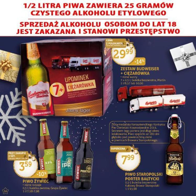 Gazetka promocyjna POLOmarket do 31/12/2018 str.30
