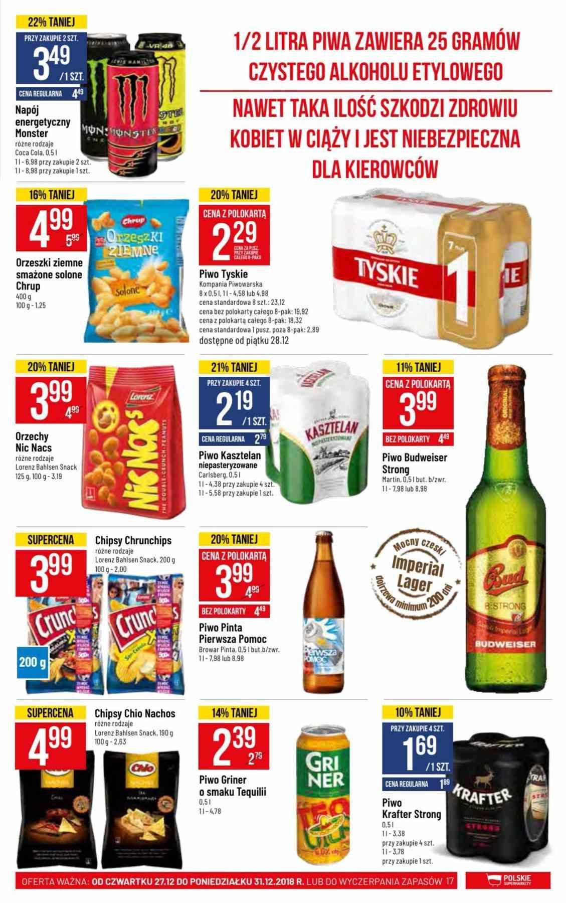 Gazetka promocyjna POLOmarket do 31/12/2018 str.16