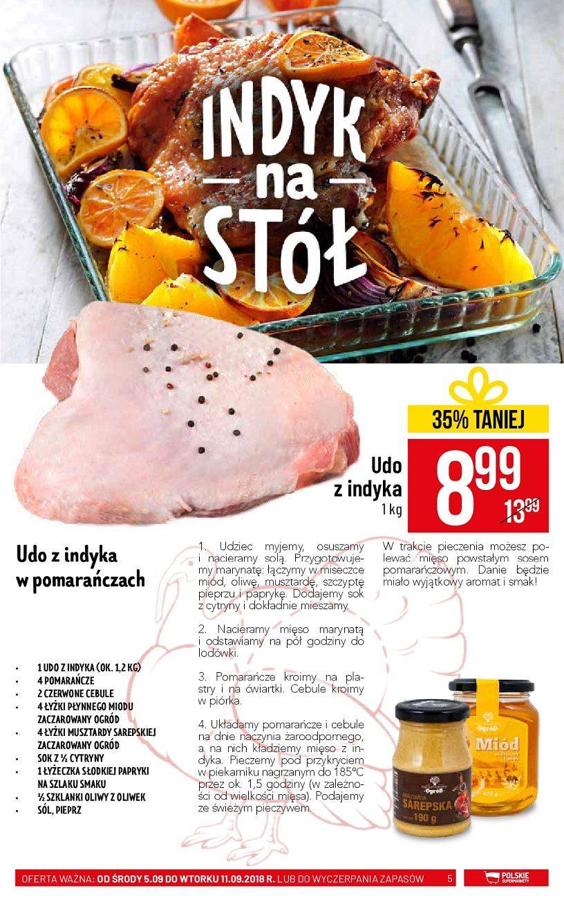 Gazetka promocyjna POLOmarket do 11/09/2018 str.4