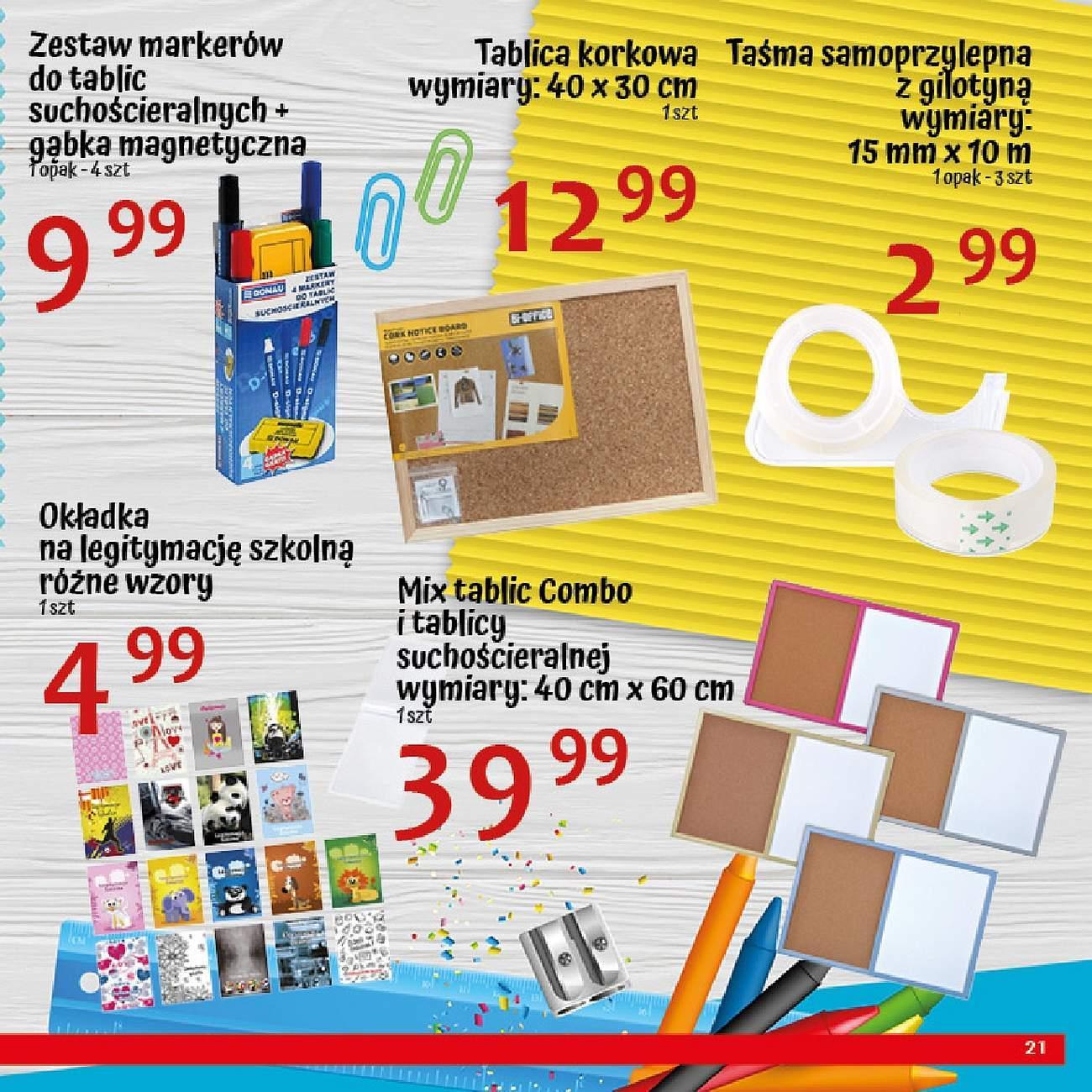 Gazetka promocyjna POLOmarket do 03/09/2018 str.21