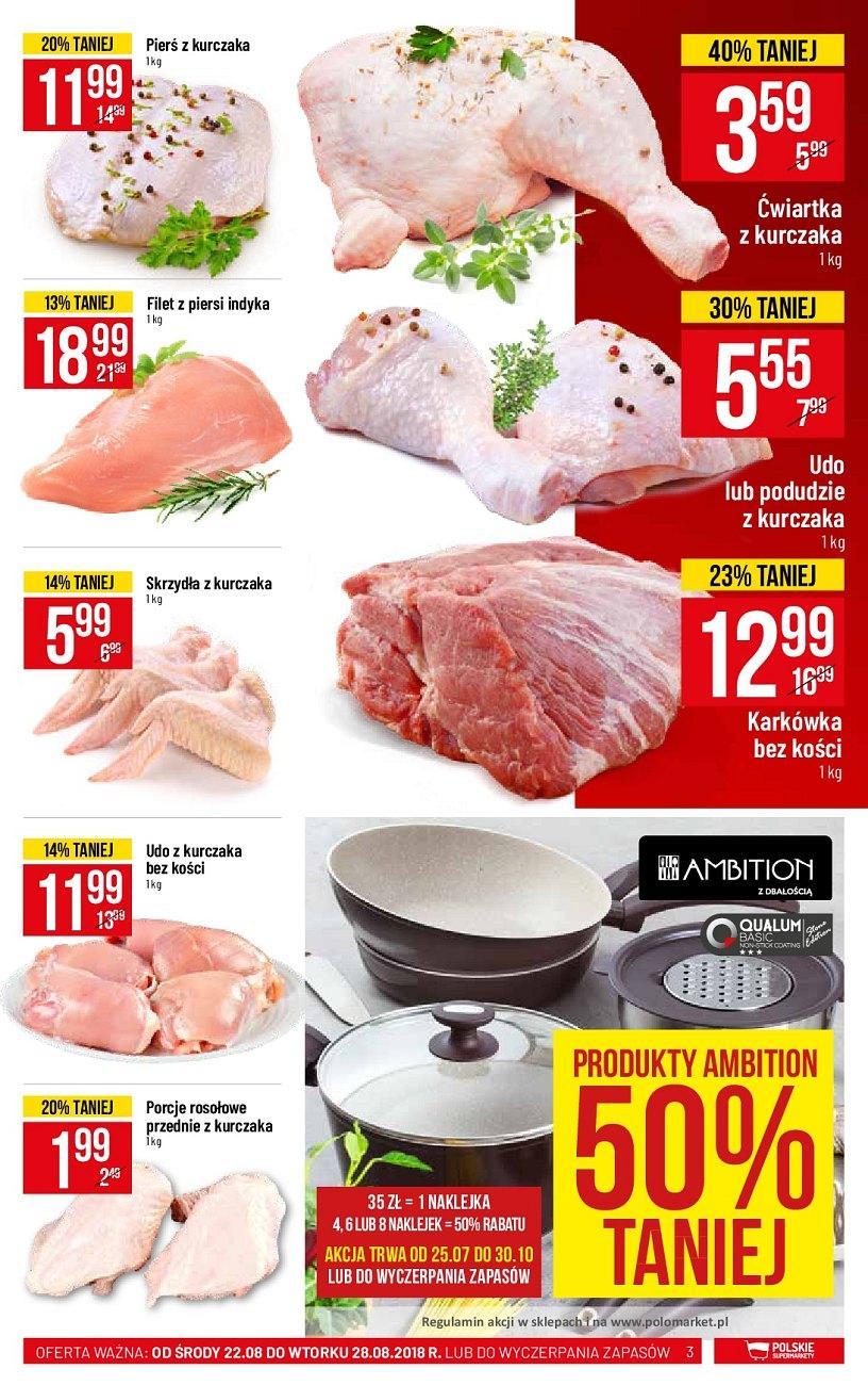 Gazetka promocyjna POLOmarket do 28/08/2018 str.2