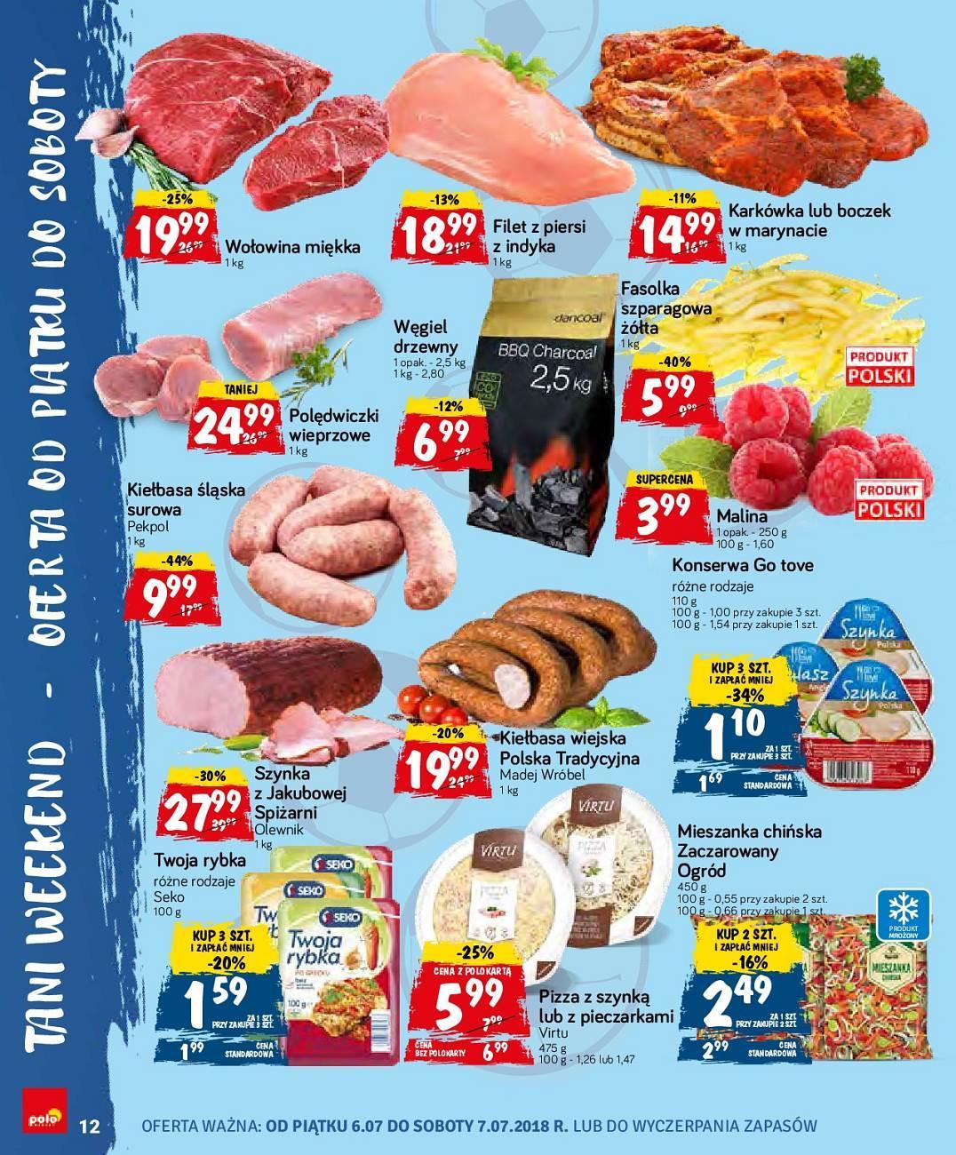 Gazetka promocyjna POLOmarket do 10/07/2018 str.12