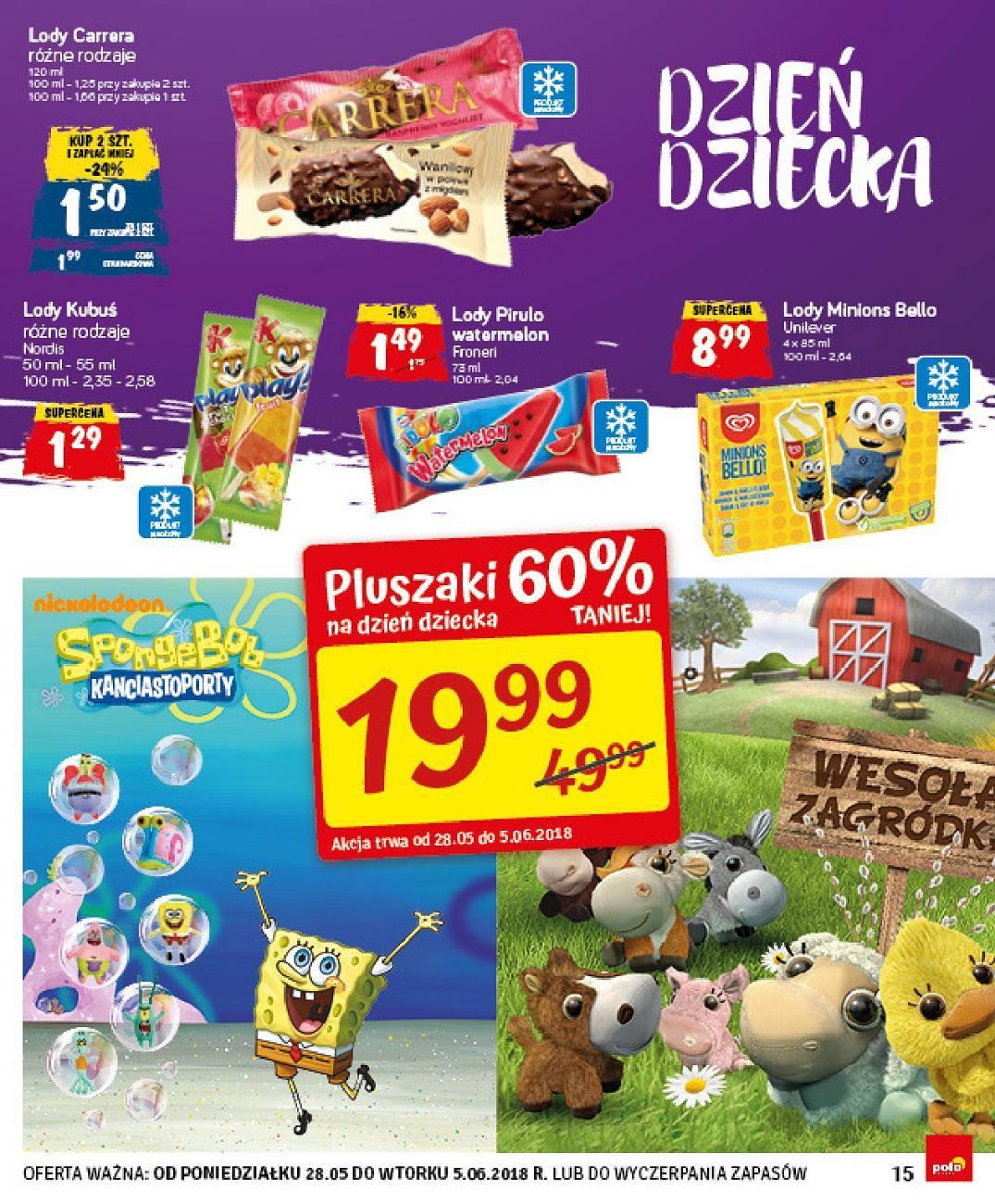 Gazetka promocyjna POLOmarket do 05/06/2018 str.14