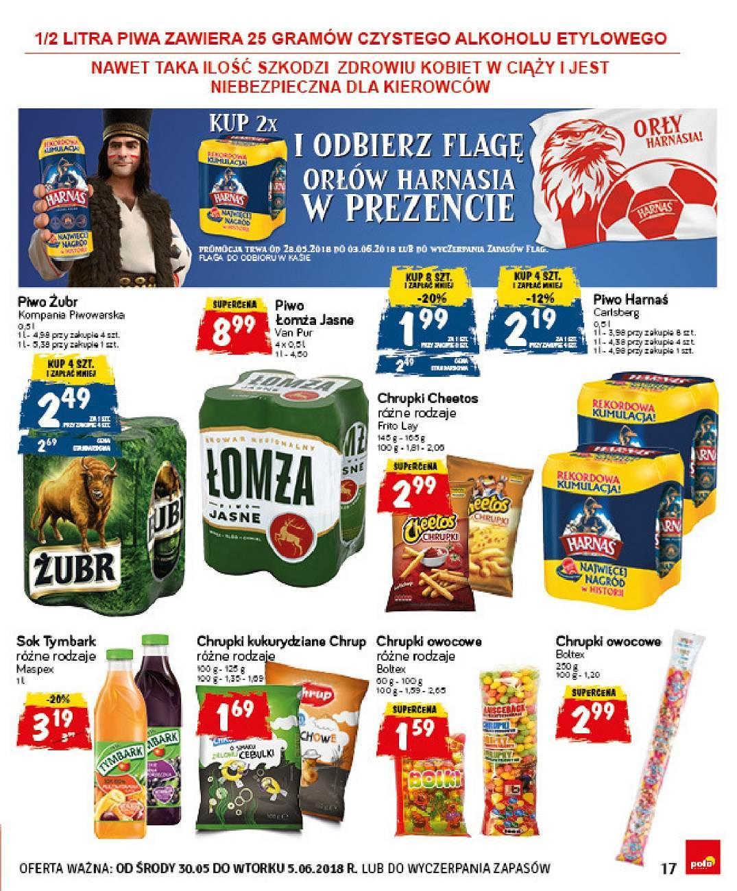 Gazetka promocyjna POLOmarket do 05/06/2018 str.16