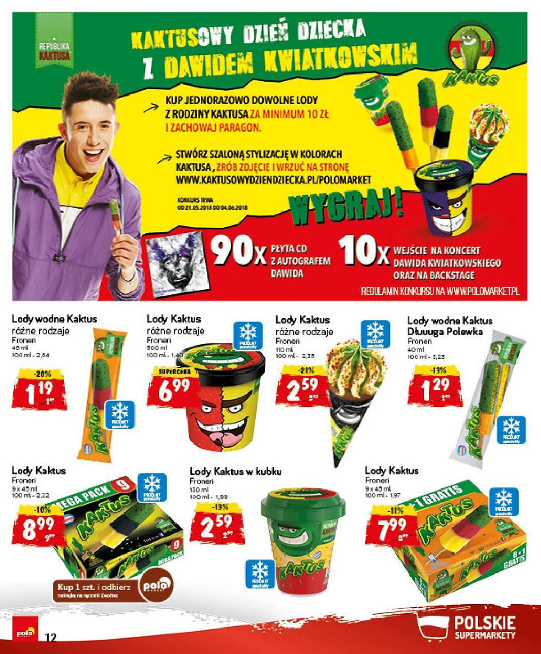 Gazetka promocyjna POLOmarket do 05/06/2018 str.11