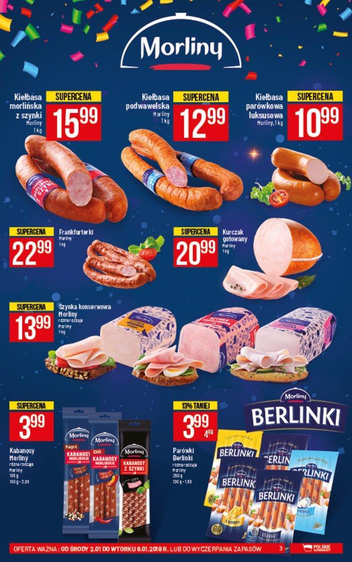 Gazetka promocyjna POLOmarket do 08/01/2019 str.2
