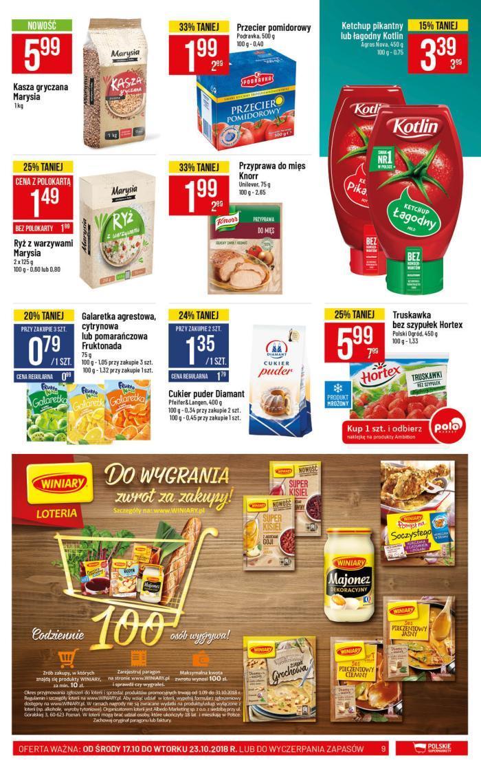 Gazetka promocyjna POLOmarket do 23/10/2018 str.8