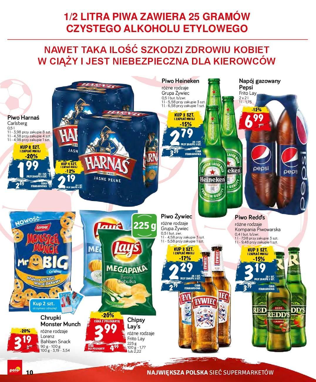 Gazetka promocyjna POLOmarket do 10/07/2018 str.10