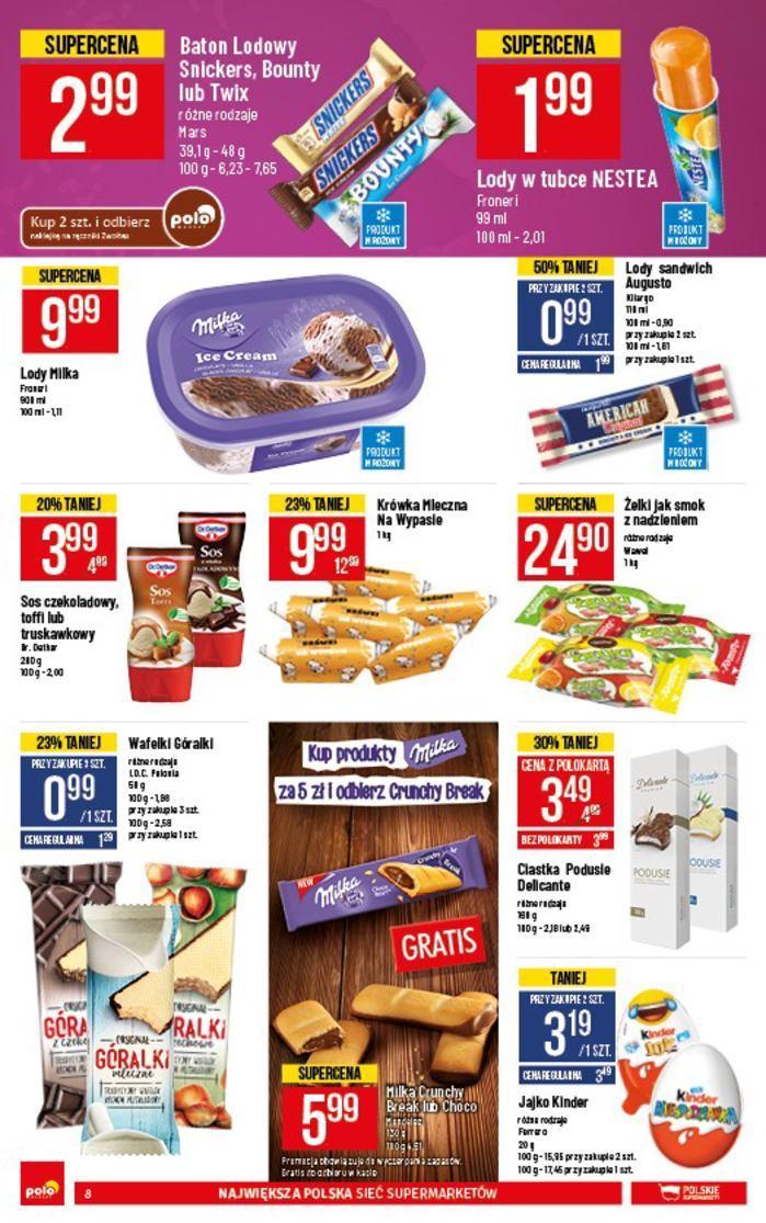 Gazetka promocyjna POLOmarket do 24/07/2018 str.7