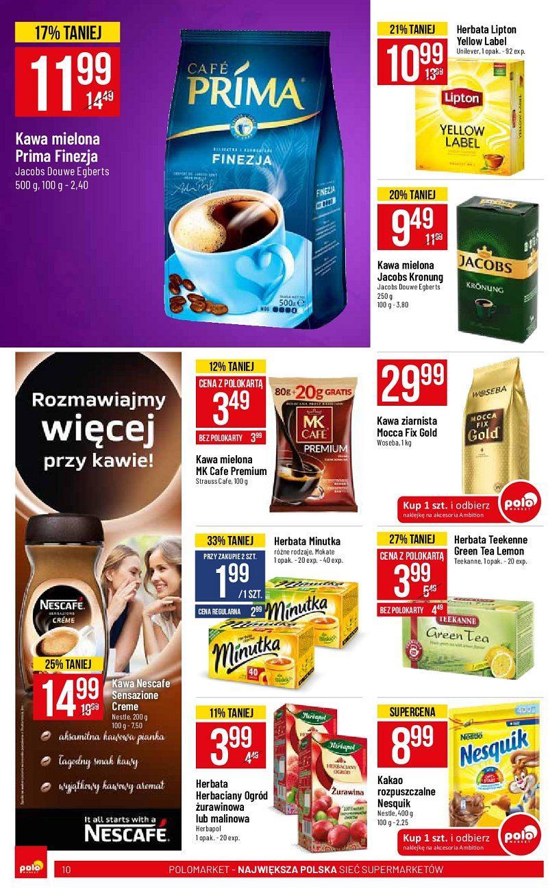 Gazetka promocyjna POLOmarket do 28/08/2018 str.9