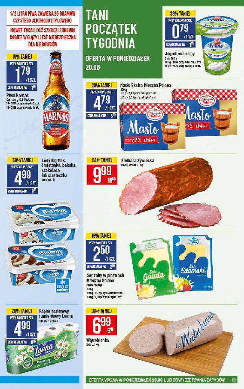 Gazetka promocyjna POLOmarket do 21/08/2018 str.14