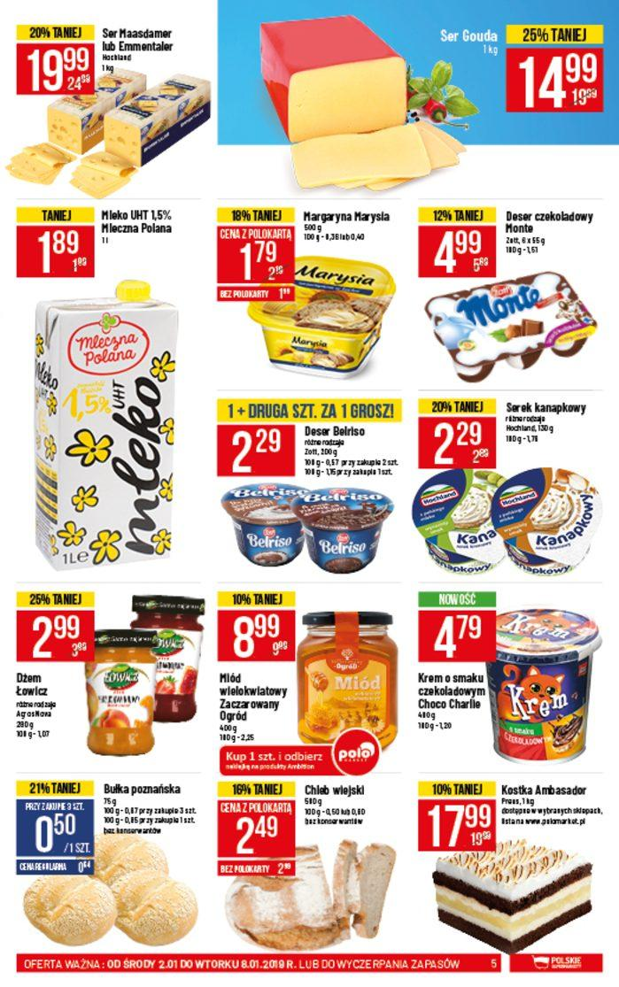 Gazetka promocyjna POLOmarket do 08/01/2019 str.4