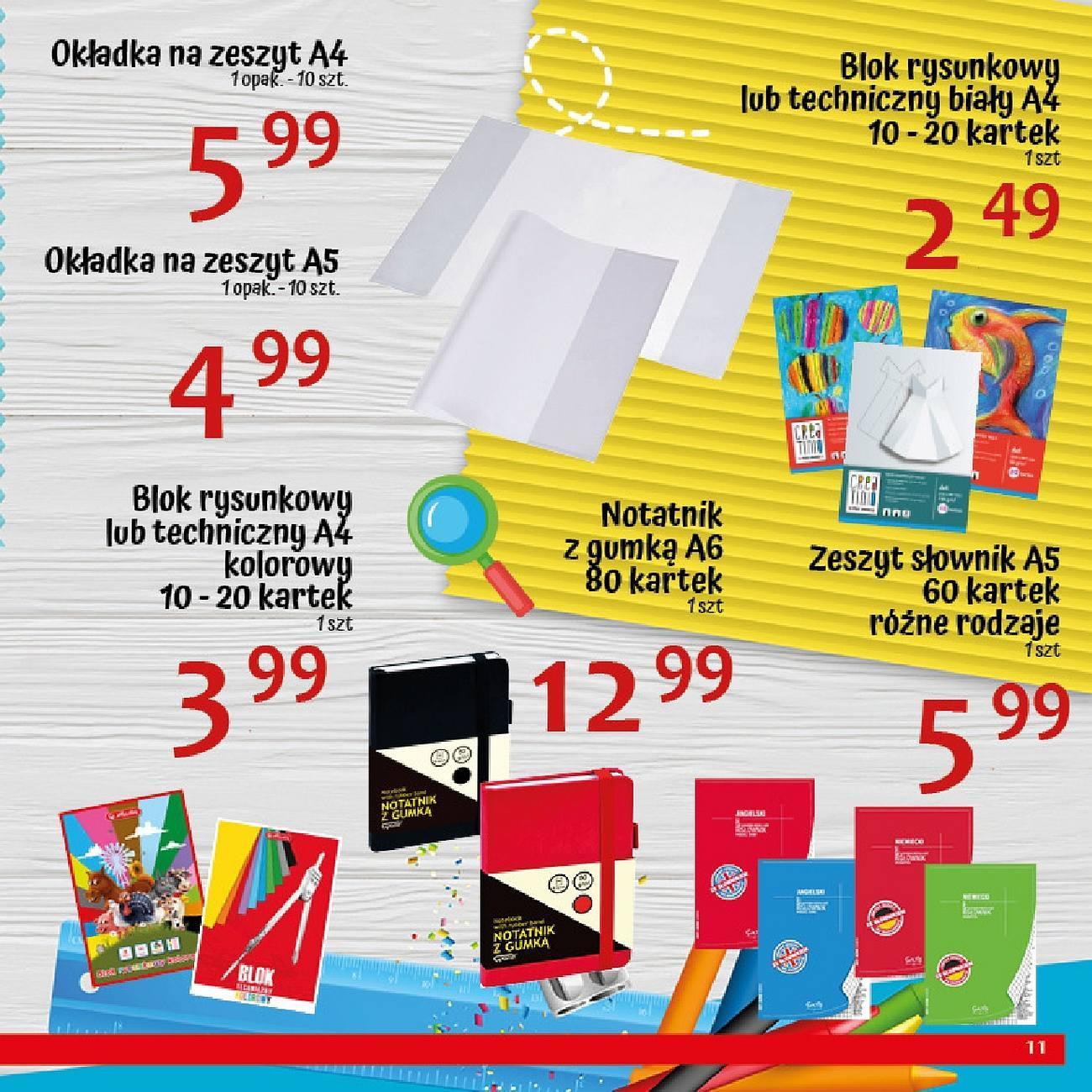 Gazetka promocyjna POLOmarket do 03/09/2018 str.11