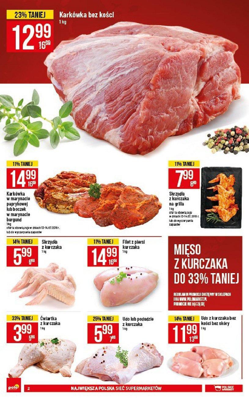 Gazetka promocyjna POLOmarket do 17/07/2018 str.2