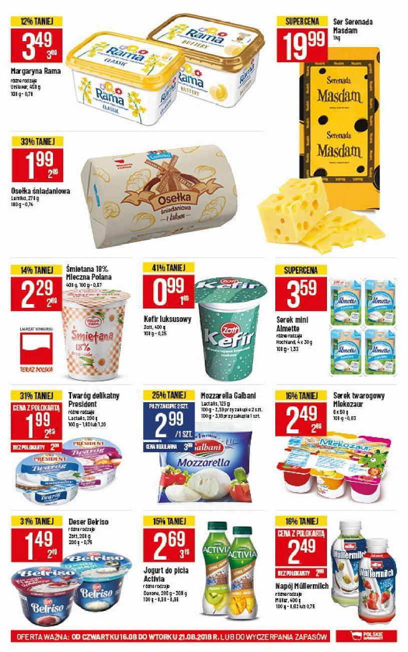 Gazetka promocyjna POLOmarket do 21/08/2018 str.4
