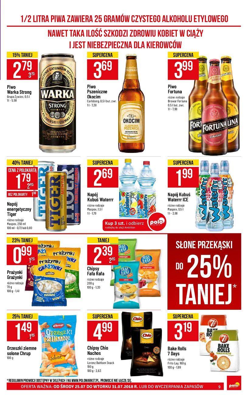 Gazetka promocyjna POLOmarket do 31/07/2018 str.8