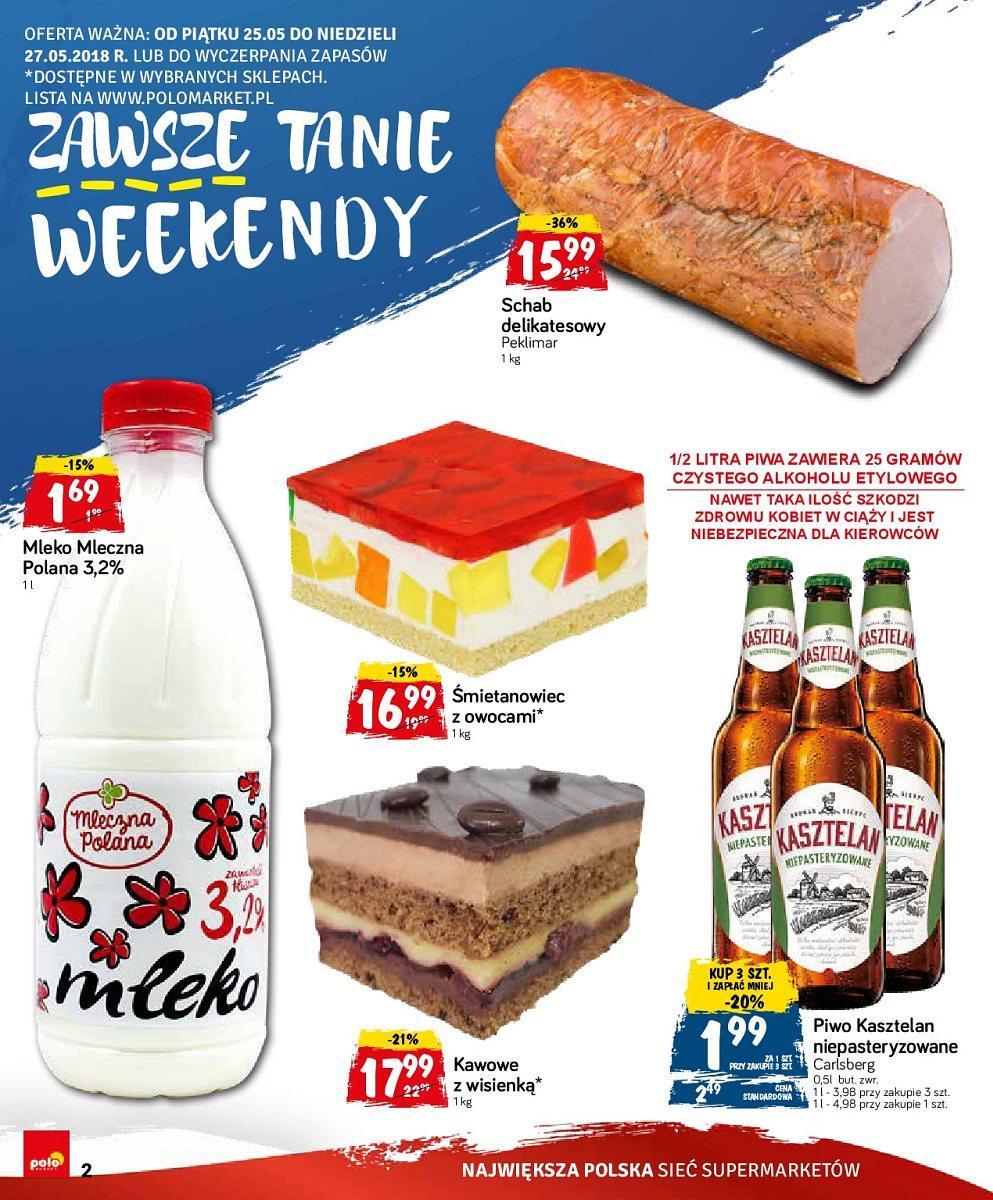 Gazetka promocyjna POLOmarket do 27/05/2018 str.1