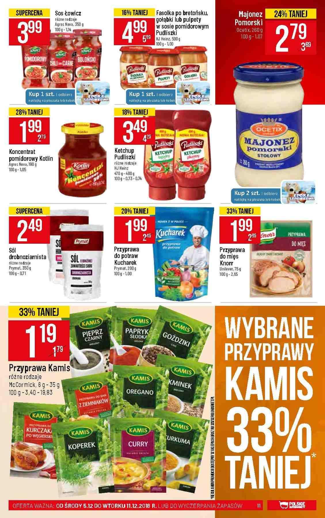 Gazetka promocyjna POLOmarket do 11/12/2018 str.11