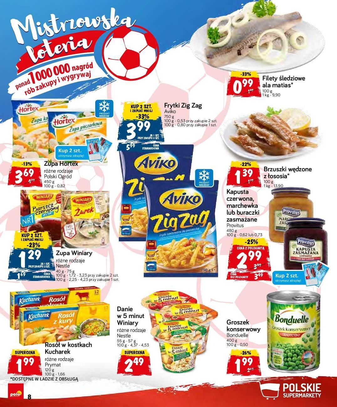 Gazetka promocyjna POLOmarket do 10/07/2018 str.7