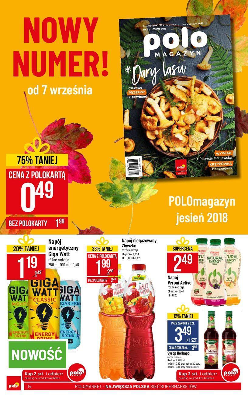 Gazetka promocyjna POLOmarket do 11/09/2018 str.13