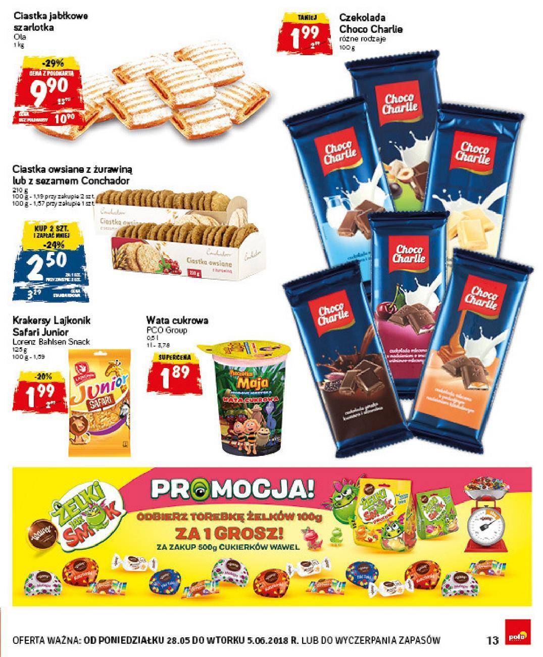 Gazetka promocyjna POLOmarket do 05/06/2018 str.12