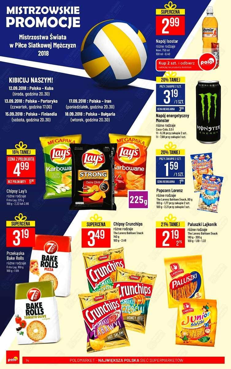 Gazetka promocyjna POLOmarket do 18/09/2018 str.13