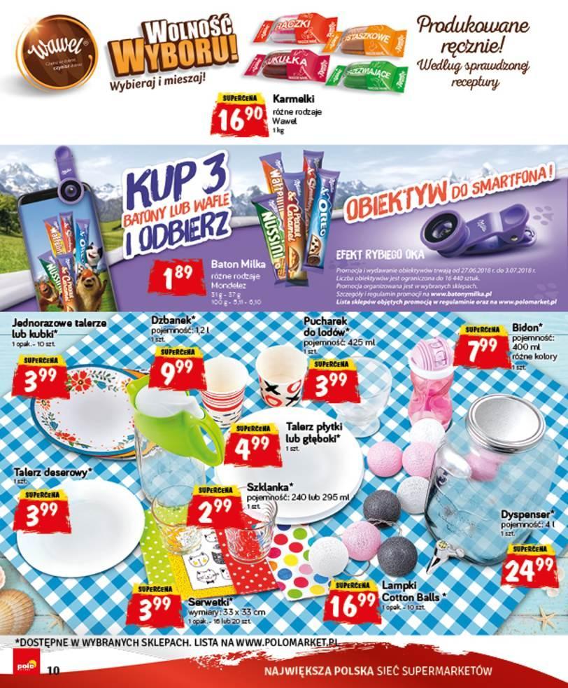 Gazetka promocyjna POLOmarket do 03/07/2018 str.9