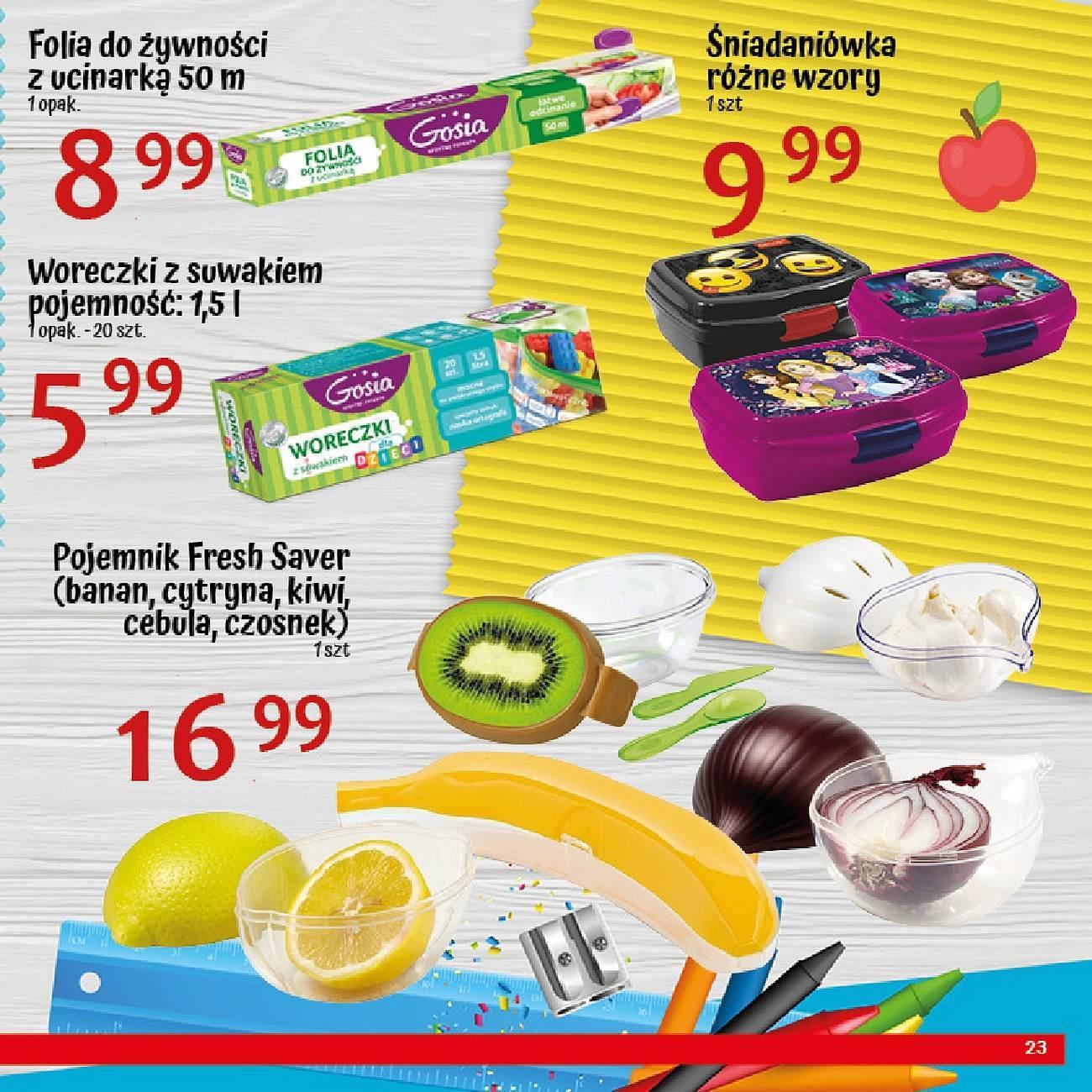 Gazetka promocyjna POLOmarket do 03/09/2018 str.23