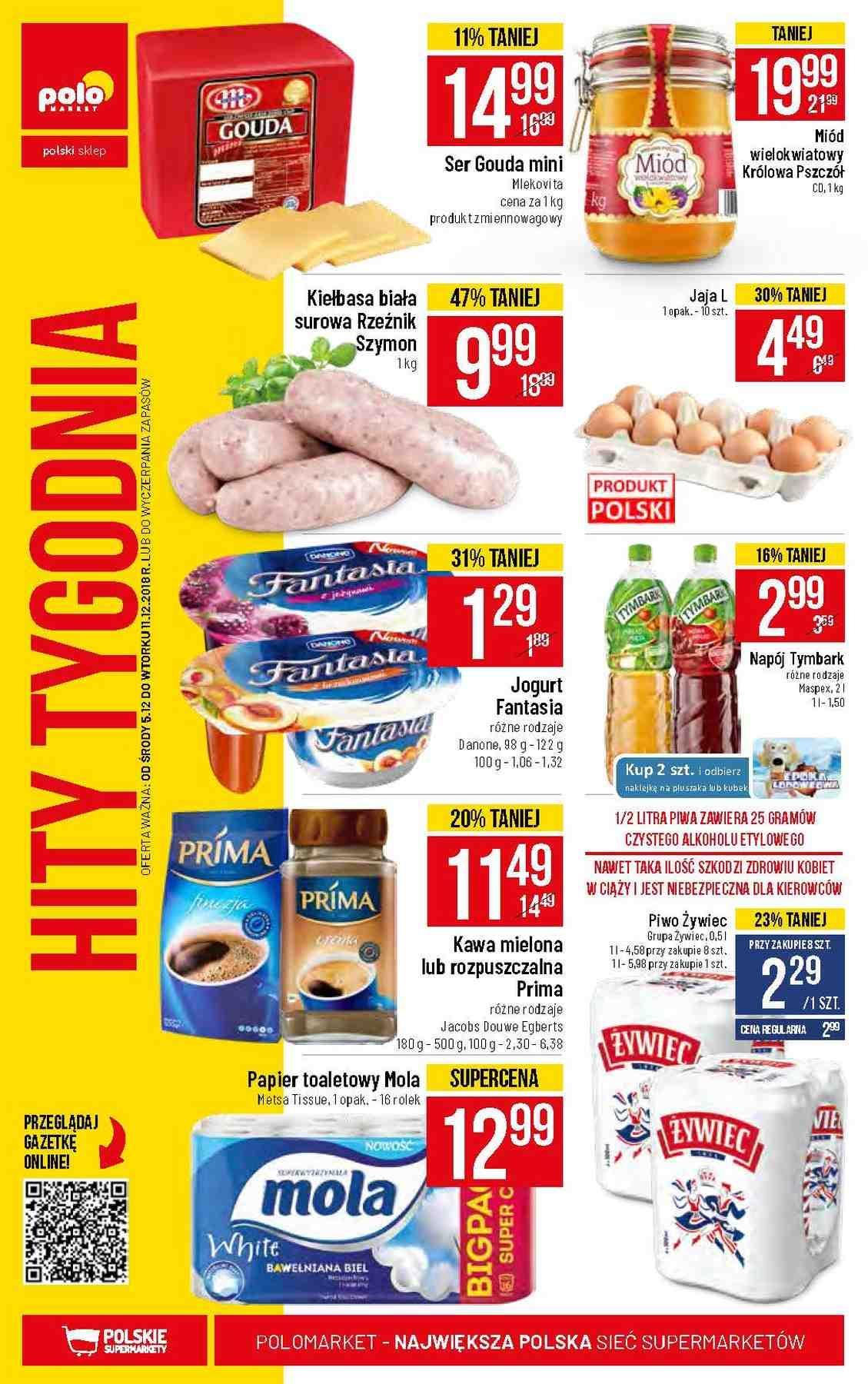 Gazetka promocyjna POLOmarket do 11/12/2018 str.20