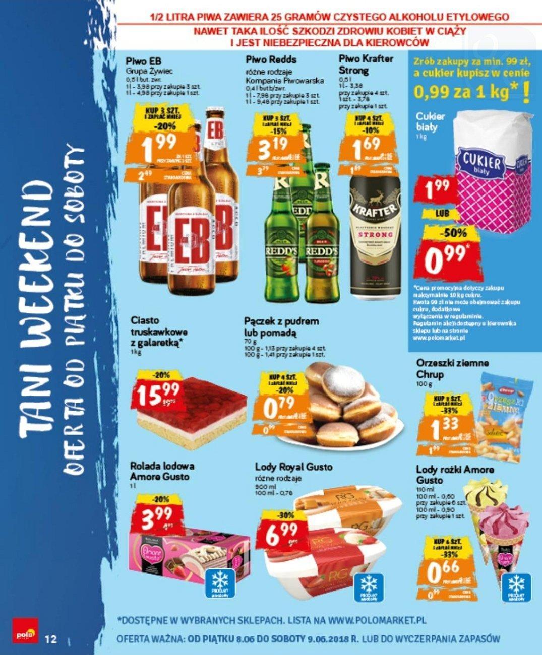 Gazetka promocyjna POLOmarket do 12/06/2018 str.11