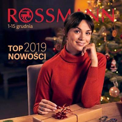 Rossmann gazetka - od 01/12/2019 do 15/12/2019