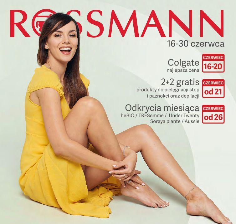 Gazetka promocyjna Rossmann do 30/06/2019 str.1