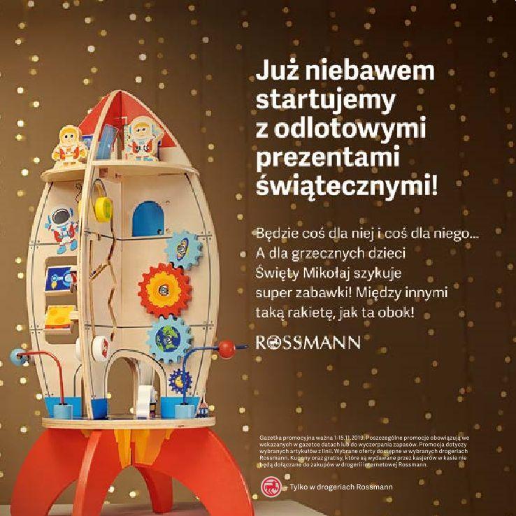 Gazetka promocyjna Rossmann do 15/11/2019 str.20