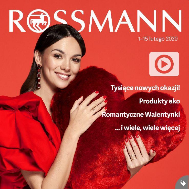 Gazetka promocyjna Rossmann do 15/02/2020 str.1
