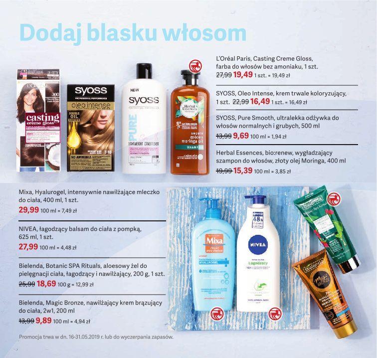 Gazetka promocyjna Rossmann do 31/05/2019 str.10