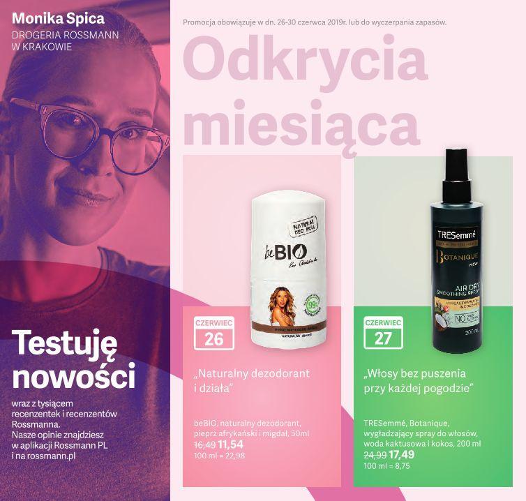 Gazetka promocyjna Rossmann do 30/06/2019 str.8