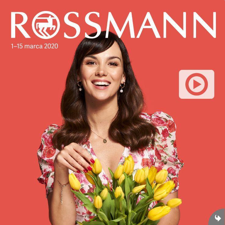 Gazetka promocyjna Rossmann do 15/03/2020 str.1