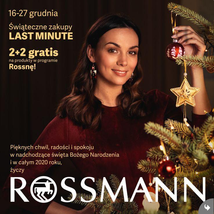 Gazetka promocyjna Rossmann do 27/12/2019 str.1