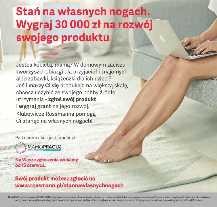 Gazetka promocyjna Rossmann do 30/06/2019 str.20