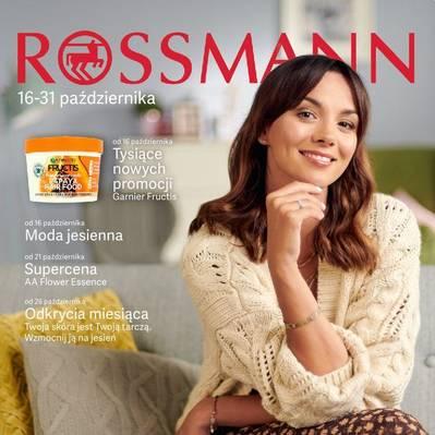 Rossmann 16 październik
