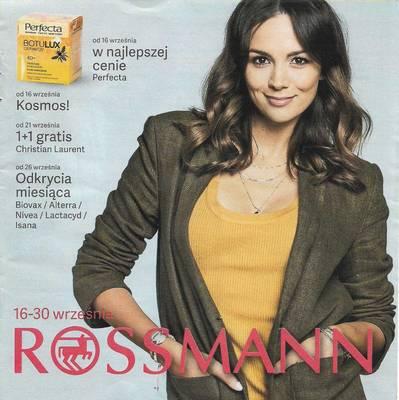 Rossmann 16 września