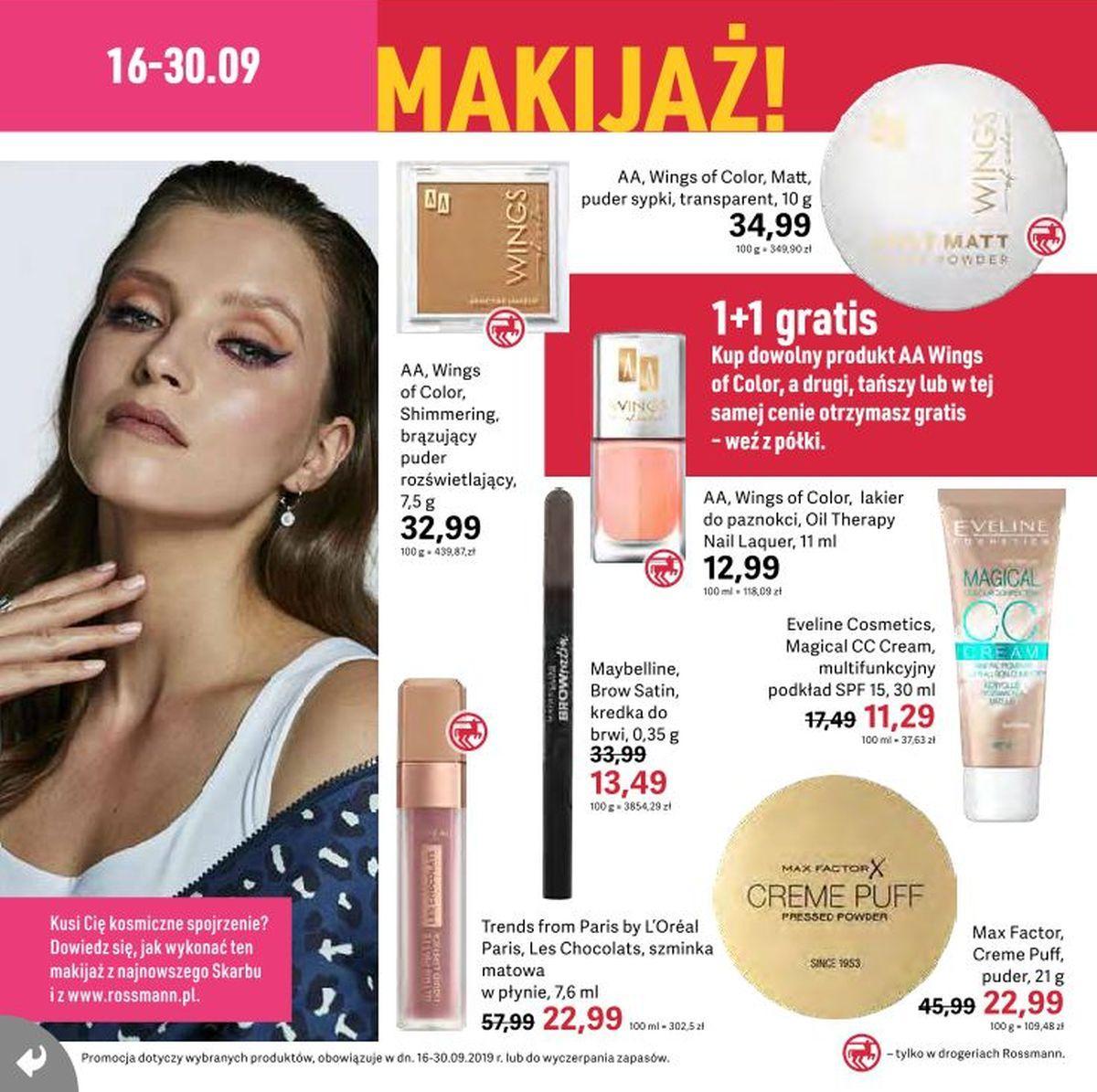 Gazetka promocyjna Rossmann do 30/09/2019 str.4