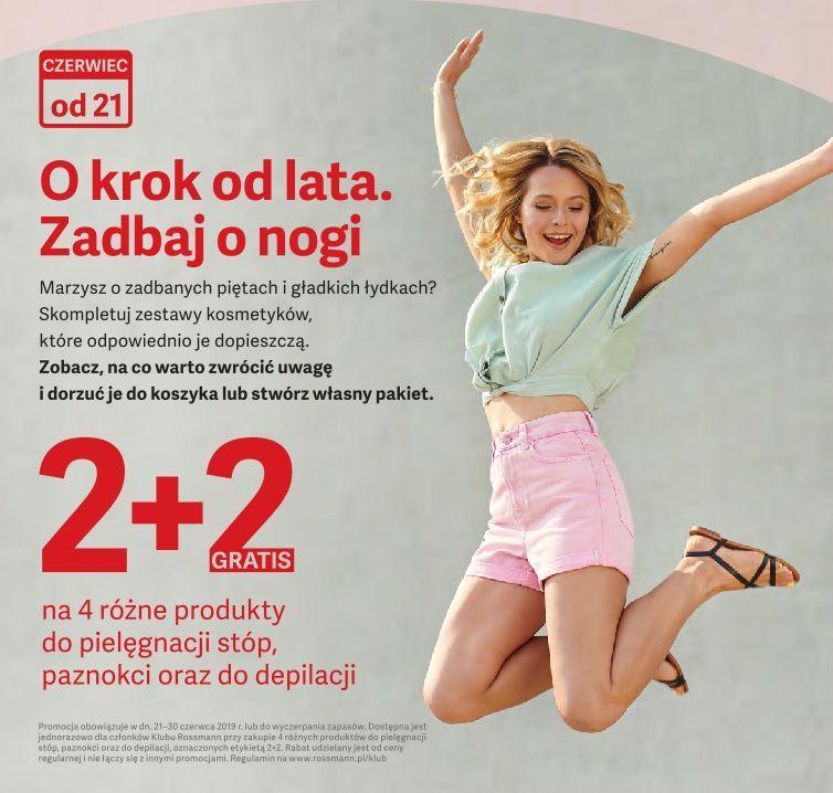 Gazetka promocyjna Rossmann do 30/06/2019 str.4