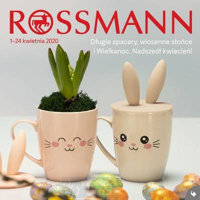 Rossmann gazetka  - od 01/04/2020 do 20/04/2020