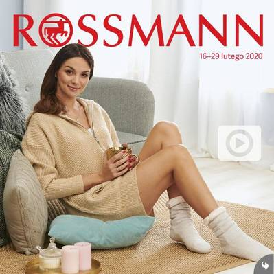 Rossmann gazetka  - od 16/02/2020 do 29/02/2020