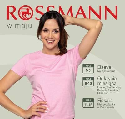 Rossamann maj 2019