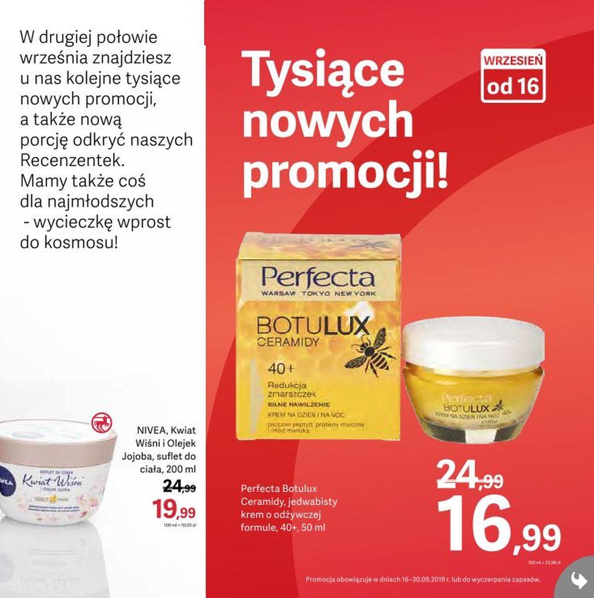 Gazetka promocyjna Rossmann do 30/09/2019 str.19