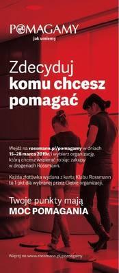 Rossmann 2+2 gratis