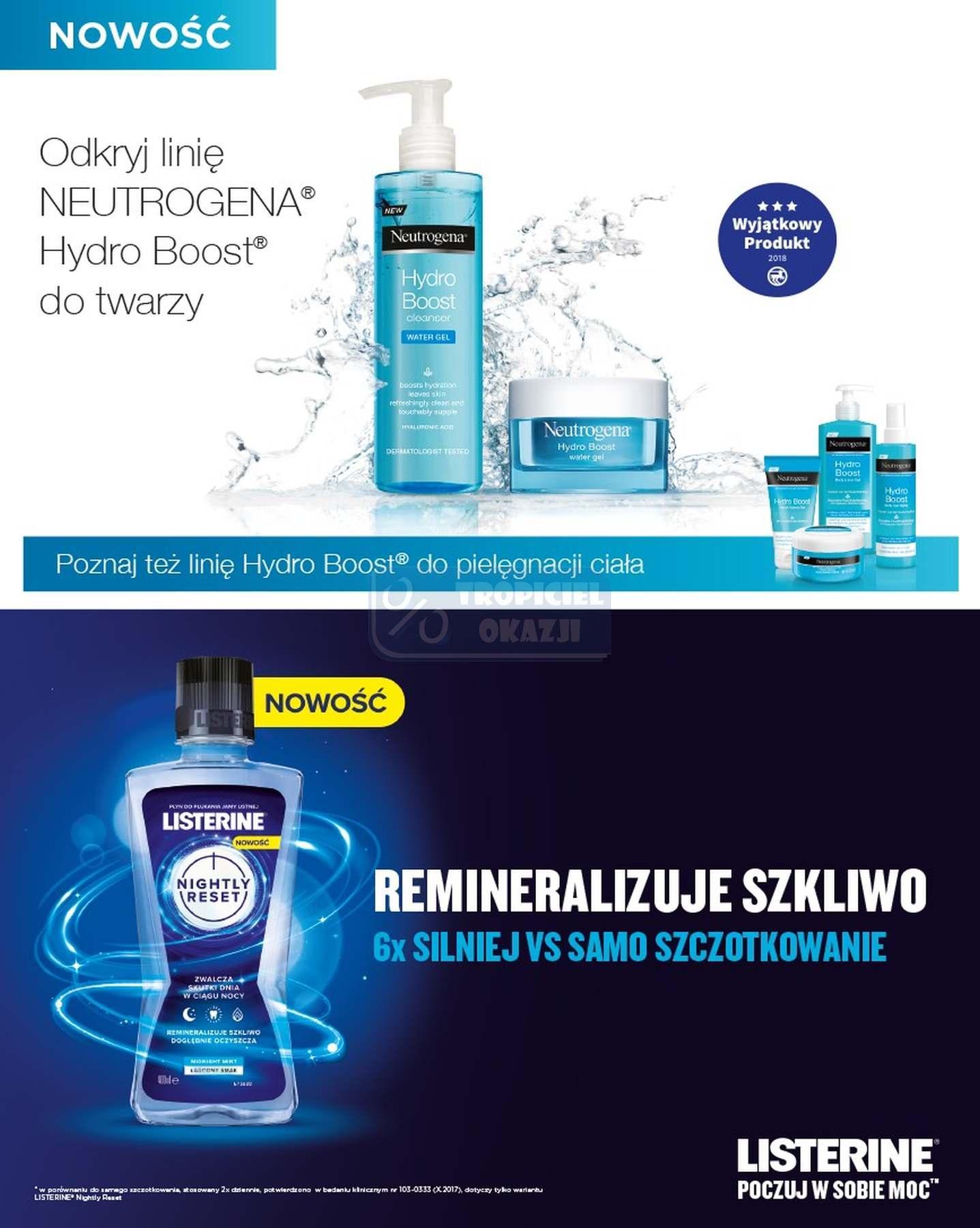 Gazetka promocyjna Rossmann do 30/11/2018 str.15